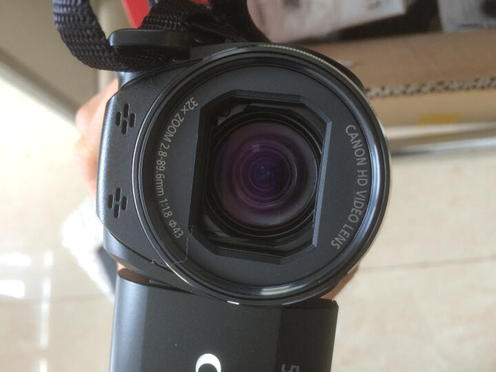 佳能(Canon)HF R86高清数码摄像机 会议家用旅游DV 套餐三 晒单图