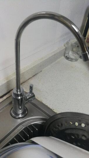 3M 水龙头家用厨房厨下式厨下型净水器直饮机净水机替换水龙头 3M净水器水龙头接2分软管 晒单图