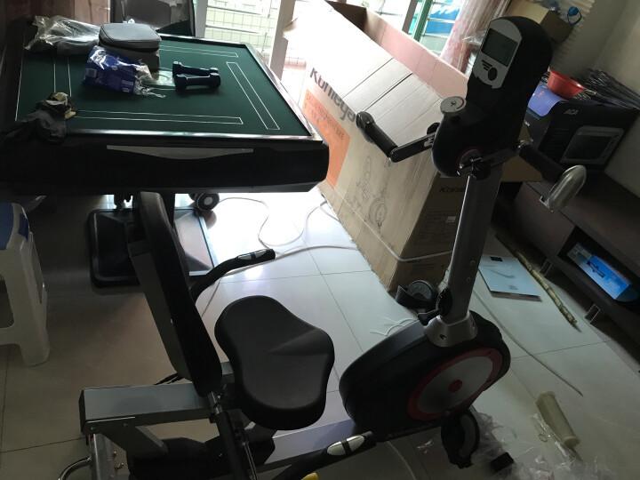 卧式健身车动感单车家用超静音商用健身房室内有氧健身器材减肥器材老年人康复训练脚踏车磁控智能骑自行车女 晒单图