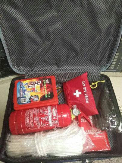腾驰(CT)消防应急包套装家庭应急救援包火灾逃生应急套装车用地震消防应急包(25套) 晒单图