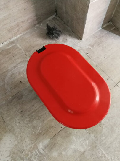 博蒂诗 装修用临时马桶工地简易大小便池非一次性塑料蹲便器防臭蹲坑 豪华带盖马桶新升级 晒单图