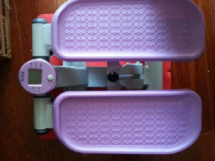 创思维 踏步机登山机走步机家用室内扭腰机减肥运动健身器材 草绿色 晒单图