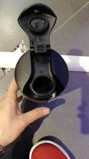 SHOKE 便携运动水杯男女健身旅行太空杯防漏透明学生杯子户外大容量水壶塑料随手杯 (700ML)活力黄 晒单图