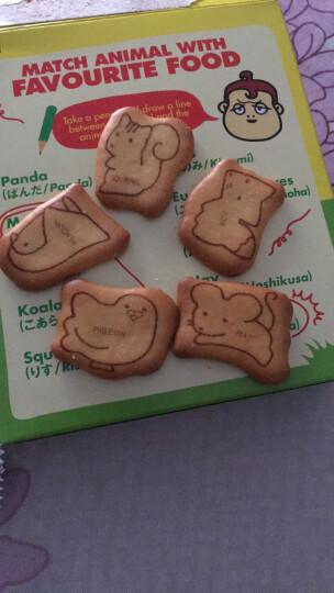 新加坡进口 明治(Meiji)动物乐园饼干 70g 休闲零食 早餐下午茶 晒单图