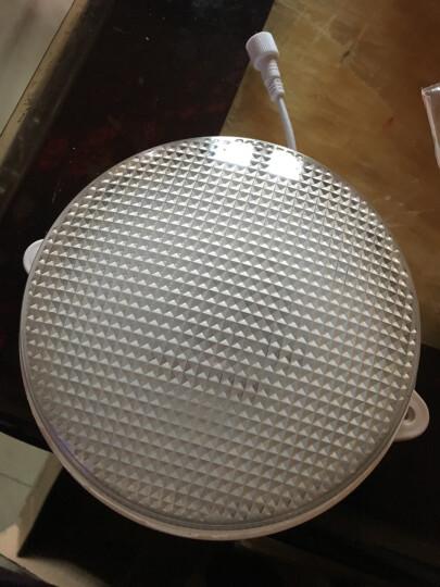 照百顺太阳能灯投光灯户外防水庭院灯壁灯家用分体式100W路灯 60W 晒单图
