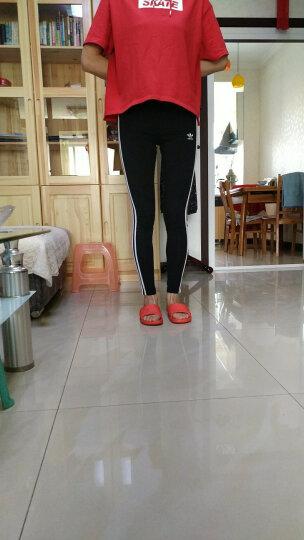 阿迪达斯 Adidas 三叶草 2017秋季 女性 打底裤紧身裤运动裤 AJ8156 M码 晒单图
