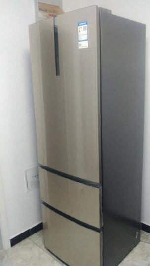 卡萨帝(Casarte)冰箱三门360升风冷无霜变频智能静音家用电冰箱BCD-360WDCL 晒单图
