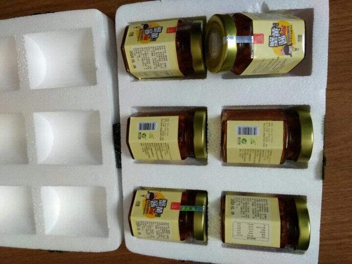 汇尔康 徐州特产 蟹黄酱 蟹黄油 120g*6瓶 蟹粉拌饭 中西餐原料秃黄油 即食 包邮 晒单图