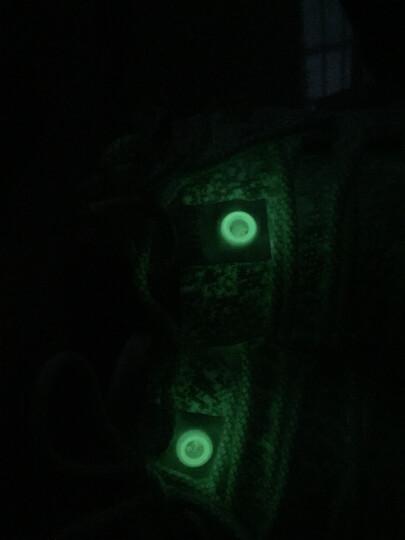 洛恋圆形小杯垫塑料PVC软塑胶烫金餐桌垫碗垫碟垫防烫隔热垫餐具垫烟灰缸垫6只装花型随机 杯垫(银色) 直径12cm 晒单图