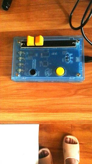 奥松机器人 PicoBoard 传感器扩展板 适用于Scratch S4A 互动趣味编程 标配+超人漫游记书籍 晒单图