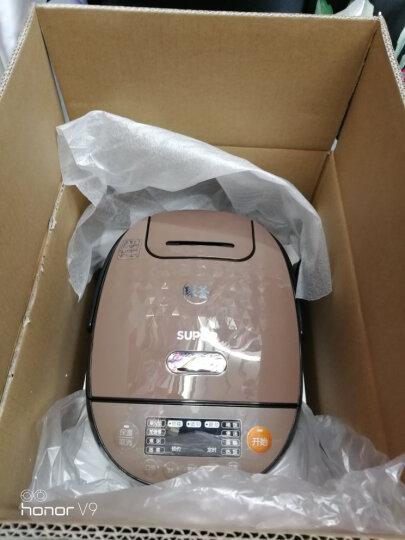 苏泊尔(SUPOR)电饭煲电饭锅4L容量精铁球釜IH电磁加热CFXB40HC803-120 晒单图