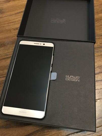 华为 Mate 9 4GB+32GB版 月光银 移动联通电信4G手机 双卡双待 晒单图