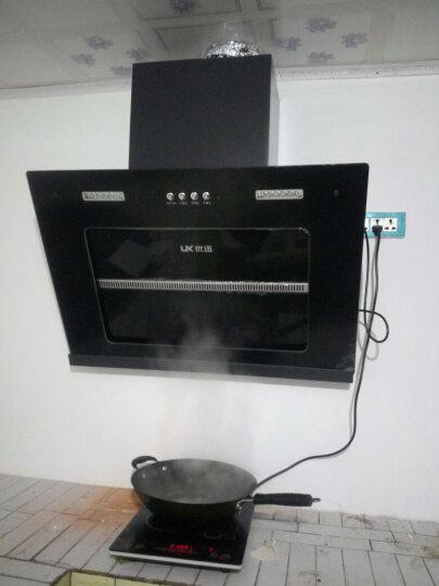 优迅(UX)D3油烟机抽油烟机抽烟机脱排烟机烟罩侧吸式近吸式免拆洗钢化玻璃面板 D3琴键式油烟机(不带围板) 提供安装 晒单图