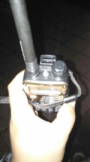 科立捷(KOLEEJ) UV5R对讲机民用手台专业调频非宝峰双频双段驴友自驾游首选 UV-5R至尊版+车充线 晒单图