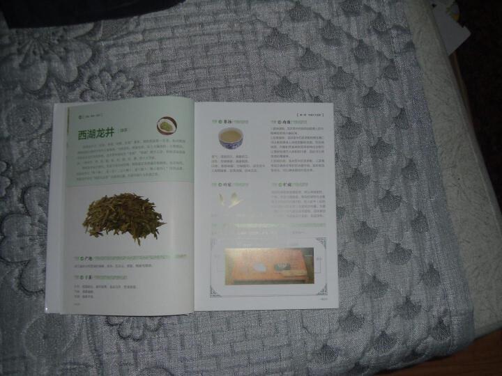 识茶·购茶·品茶 品茶图鉴 图解茶文化 茶道茶经茶书籍茶叶品茶 茶叶类书籍 正版书籍 晒单图