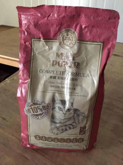 豪爵猫粮MC1挑嘴海鲜鸡肉天然 成猫幼猫全猫粮3.3kg 晒单图