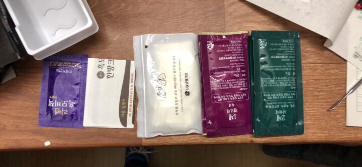 韩国进口 LG睿嫣(ReEn) 黑色染发剂 120ml/盒 健康韩方 温和低敏 不沾头皮 晒单图