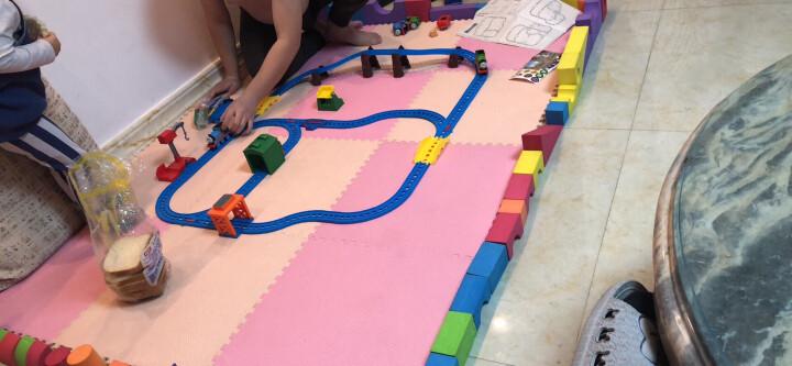 托马斯和朋友(THOMAS&FRIENDS)托马斯小火车轨道车电动系列儿童男孩玩具火车套装儿童节礼物 电动小火车BJP09赛尔缇BMD88 晒单图