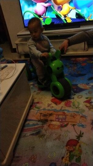 好加(GoodPlus) 好加儿童电动车儿童电动三轮车宝宝小孩可坐玩具车儿童电动摩托车室内玩具童车 粉红色 晒单图