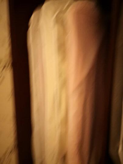 季萌衣服防尘罩透明衣物防尘袋西服防尘罩大衣防尘套收纳挂衣袋子 大号5个装 晒单图