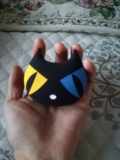 阿奇猫 耳机收纳包卡通数据线收纳盒充电器硅胶收纳袋小型迷你收纳整理器 晒单图