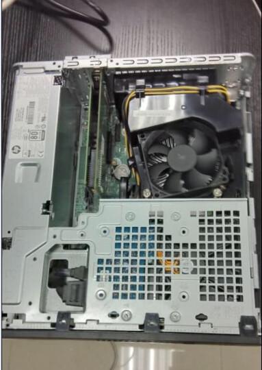 惠普(HP) 280/288 Pro G3 MT 商用办公台式机电脑【税控九针串口】3年上门 i5-7500/8G/1T+128G固态/2G独 23英寸套机 晒单图