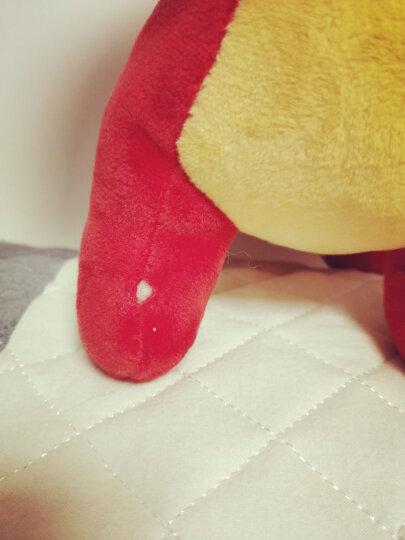 【量大从优 工厂直销】2019年猪年吉祥物毛绒玩具小猪玩偶公仔生肖猪布娃娃年会礼品批发 红绸缎猪约20CM 晒单图