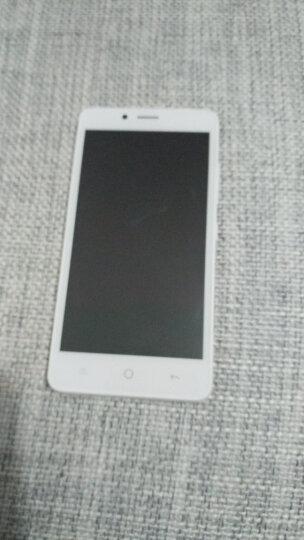 【新年货】小辣椒 红辣椒Q5+ 白色 全网通 移动联通电信4G手机 双卡双待 晒单图