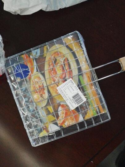畅意游(Easy Tour)不锈钢小号水果盘 自驾游装备 食物托盘盛放餐具 27cm*20cm 两个装 晒单图