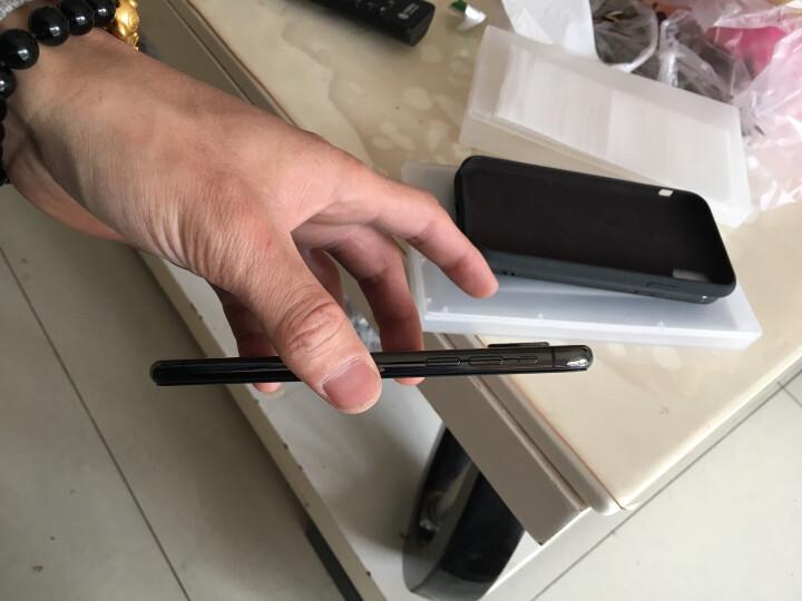 【分期用】Apple iPhone X (A1865) 256GB 深空灰色 移动联通电信4G手机 晒单图