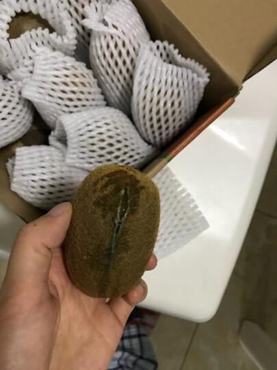一果人生 新西兰进口绿心猕猴桃 12个装 进口水果 新鲜猕猴桃 奇异果 孕妇水果  晒单图