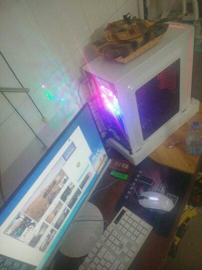狄派 4G独显/吃鸡台式机电脑酷睿i5-8400六核/i7办公游戏DIY组装电脑主机四核台式整机全套 电脑主机+显示器 套餐六(i5 8400+16G+240G+独显) 晒单图
