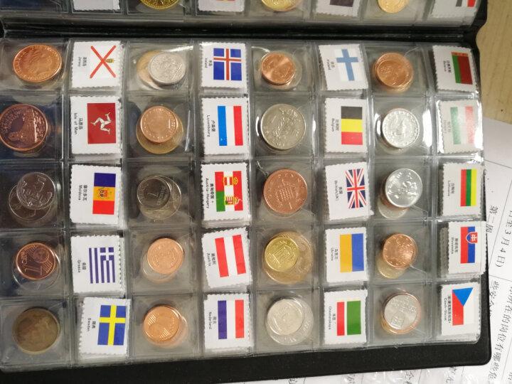 真典 世界120国 60国(地区) 各国硬币套装 钱币礼品 硬币收藏大全套 外国硬币钱币礼物赠礼佳品 120国(地区)硬币套装 晒单图