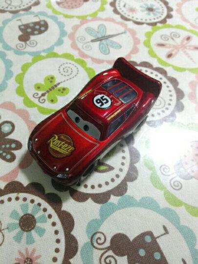 X-COM 汽车总动员麦昆板牙车王路霸合金玩具车模型 儿童玩具车 Z博士 晒单图