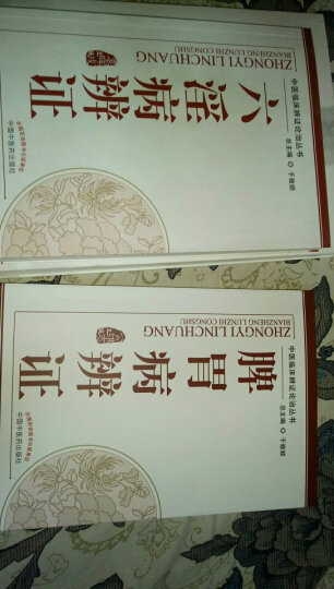 中医临床辨证论治丛书:六淫病辨证 晒单图