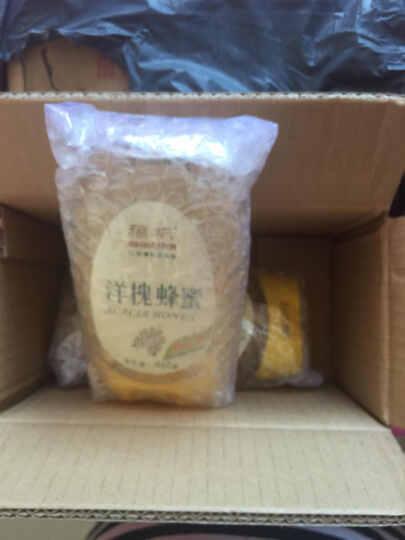 福标(fubiao) 福标 天然洋槐花蜜 延安洋槐花蜂蜜 蜂园直供  465g/瓶 晒单图
