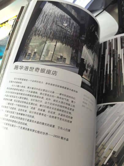 国际设计新风尚系列丛书:珠宝专卖店设计 晒单图