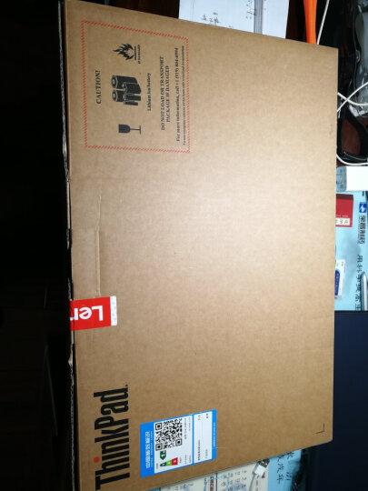 ThinkPad 联想 锐E580 15.6英寸轻薄商务笔记本电脑 i5 8250u 8G/128G+1TB机械/2G显@2BCD银色壳 晒单图