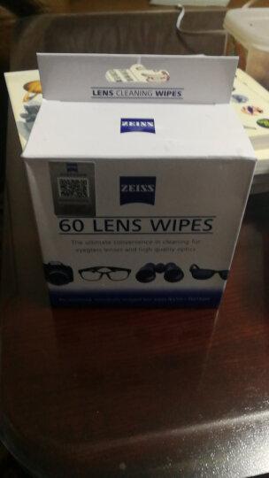 蔡司(ZEISS) 相机镜头电脑光学清洁拭镜纸 镜头纸 眼镜纸 擦镜纸 湿纸巾 50片装镜头纸 晒单图