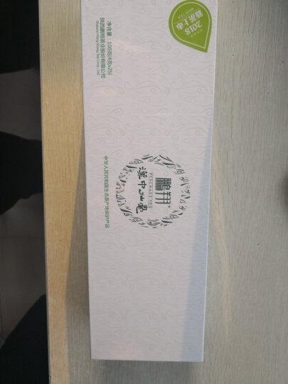 【2020新茶现货】鹏翔 明前头采新茶汉中仙毫绿茶陕西特产绿茶叶 午子仙毫雀舌礼盒装共100g 晒单图