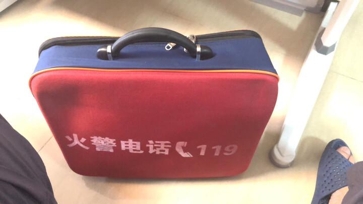 腾驰(CT)消防应急包套装家庭应急救援包火灾逃生应急套装车用地震消防应急包(10套) 晒单图