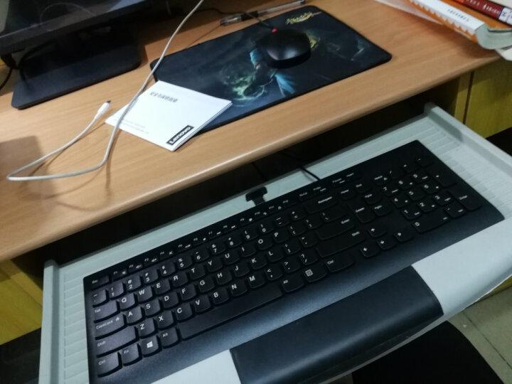 联想(lenovo)扬天V310-14 14.0英寸便携商务办公手提笔记本电脑 i5-7200/4G/500G+128G固态/黑色 2G独显 高清屏 正版win10 晒单图