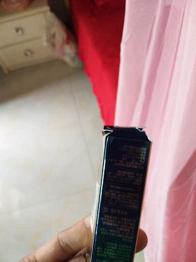 美素 MAYSU睛艳炫长魅翘睫毛膏4g(卷翘纤长 浓密防水 持久不晕染 彩妆) 晒单图