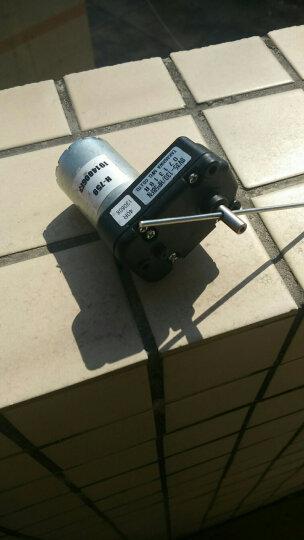 小微型风力手摇发电机手机电宝充电套装6V12V24V家用发电器马达 5V稳压器1只 晒单图