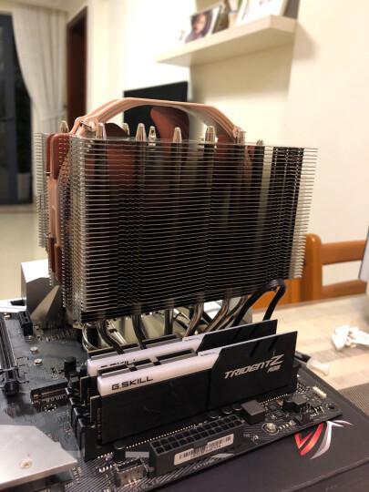 猫头鹰(NOCTUA)NH-D9L CPU散热器 (多平台115X/AMD /双塔散热器/兼容梳子内存/高度11CM) 晒单图