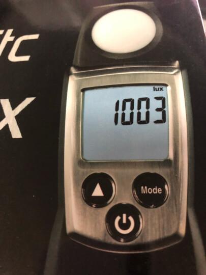 德国德图testo 540照度计 便携式数显光照度测试仪 光度计0560 0540 晒单图