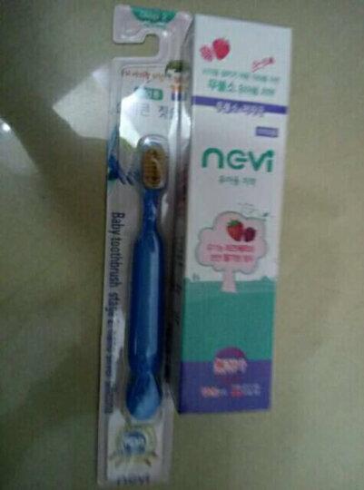 新贝 婴幼儿牙刷牙膏套装 韩国进口 xb-9049 晒单图
