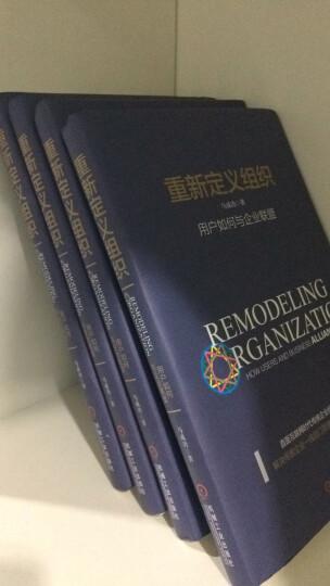 重新定义组织:用户如何与企业联盟 晒单图