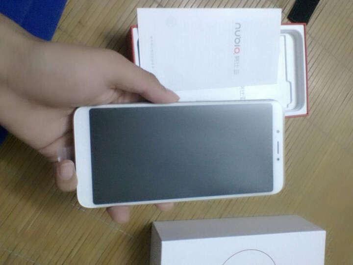 努比亚(nubia) 努比亚V18手机 太空金 全网通 4G RAM 64G ROM 晒单图