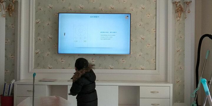 模卡(MOOKA)U55X31J 海尔55英寸 4K安卓智能网络窄边框UHD高清LED液晶电视(金色) 晒单图